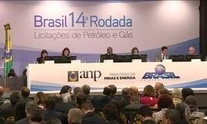 Começam leilões para escolher empresas que vão explorar novos blocos de petróleo no RJ