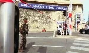 Estado Islâmico assume autoria de ataque com faca em Marselha, na França