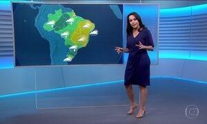Previsão de mais temporais em São Paulo continua