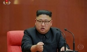 Tensão entre os EUA e Coreia do Norte aumenta no fim de semana