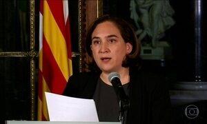 Líder da Catalunha é pressionado a desistir do plano de independência