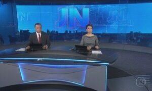 Jornal Nacional - Edição de terça-feira, 10/10/2017