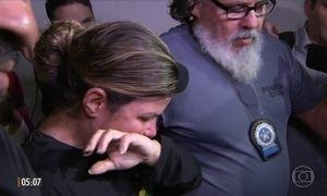 Polícia prende mulher do traficante Nem em operação na Rocinha