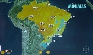 Meteorologistas alertam para o risco de temporal no RS, em SC e no PR