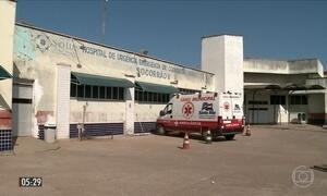 Oito homens armados invadem hospital para ajudar na fuga de dois presos no MA