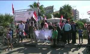 Grupos palestinos Hamas e Fatah assinam acordo de reconciliação