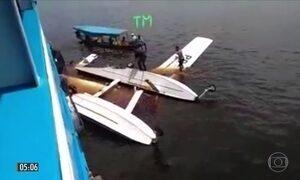 Ambientalista sueca morre após queda de avião do Greenpeace na Amazônia
