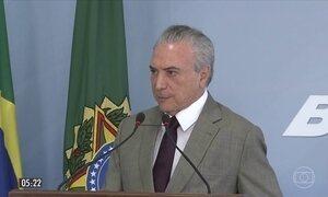 Michel Temer repete estratégia para barrar 2ª denúncia na Câmara