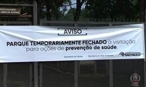 Horto Florestal de SP fecha por tempo indeterminado para prevenção da febre amarela