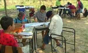 Duzentas e vinte escolas do MT estão em péssimas condições