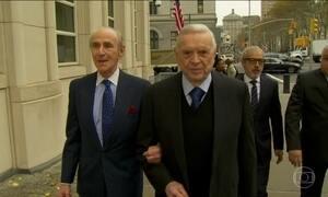 Julgamento do ex-presidente da Confederação Brasileira de Futebol começa em NY