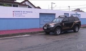 Prefeitos da Bahia suspeitos de fraudar licitações se apresentam à PF
