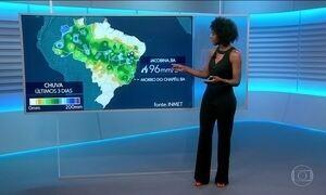 Veja a previsão do tempo para esta quinta (16) em todo país