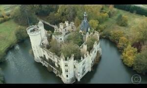 Castelo do século XIII do interior da França é vendido para 6,5 mil pessoas
