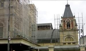 Entregue primeira das três fases da restauração do Museu da Língua Portuguesa em SP