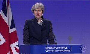 Polícia britânica anuncia que desvendou plano para assassinar Theresa May