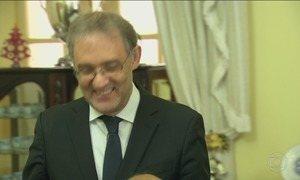 Jornal Nacional - Íntegra 08 Dezembro 2017