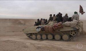Iraque diz que recuperou áreas que estavam sob controle do estado islâmico