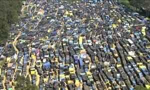 Justiça dá 120 dias para famílias desocuparem terreno em São Bernardo do Campo (SP)