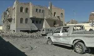 Trinta e nove pessoas morrem em ataque aéreo no Iêmen