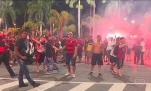 Flamengo tem chance de ser campeão na final da Copa Sul-Americana