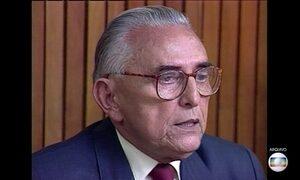 Ex-governador Francelino Pereira morre aos 96 anos em Minas Gerais
