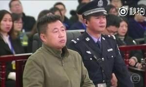 China condena ativista de direitos humanos a 8 anos de prisão pelo crime de subversão