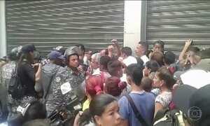 Cidade no sul da Venezuela registra protestos contra surto de malária