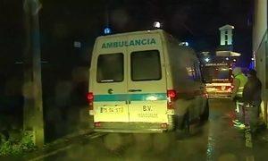 Incêndio mata 8 pessoas e deixa quase 40 feridos em Portugal