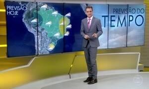 Veja a previsão do tempo para esta terça-feira (16)