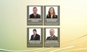 Quatro vice-presidentes da Caixa Econômica Federal são afastados