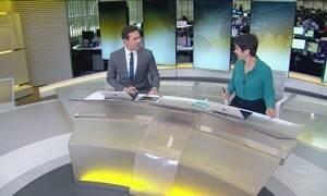 Jornal Hoje, edição de sexta-feira, 19/01/2018