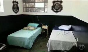 Policiais dormem em delegacias por conta dos baixos salários