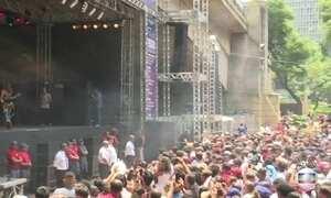 São Paulo completa 464 anos com eventos culturais e música pela cidade