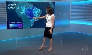 Chuva predomina no domingo (28)