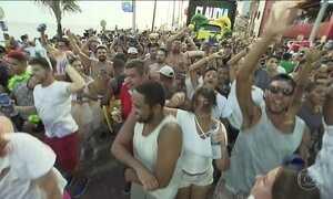Claudia Leitte abre o carnaval de Salvador