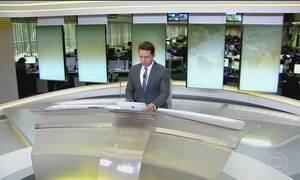Jornal Hoje - Edição de sábado, 10/02/2018