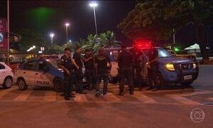 Segurança é reforçada na Zona Sul do RJ após três dias seguidos de arrastões