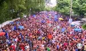 Blocos lotam as ruas do RJ