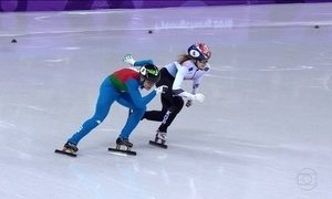 Patinação de Velocidade tem prova cheia de surpresas nos Jogos de Inverno