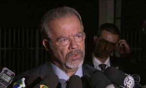 Ministro da Defesa discute crise da segurança pública no Rio de Janeiro