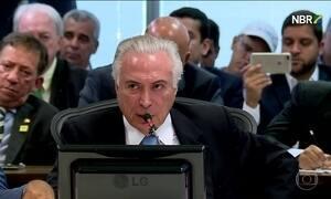Jornal Nacional - edição de sábado, 17/02/2018