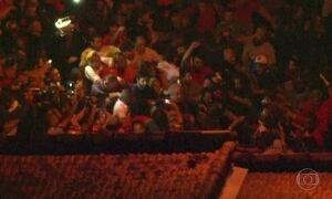 IMAGENS: veja as mais marcantes do dia da prisão de Lula
