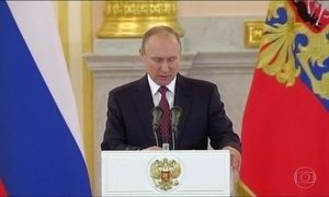 EUA anunciam novas sanções contra a Rússia, principal aliada do regime do ditador sírio