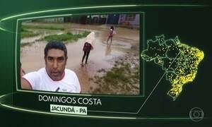 Vídeos de Jacundá, Conselheiro Pena, Alvorada, Goiás, Aparecida, Pugmil, Teotônio Vilela