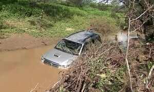 Quatro pessoas da mesma família morrem afogadas no agreste de Pernambuco