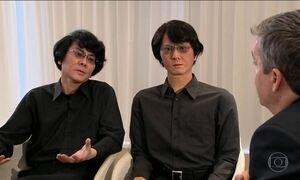 Trabalho de cientista japonês levanta questões sobre futuro dos robôs