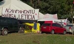 Delegado ouve testemunhas de ataque a acampamento de apoiadores de Lula em Curitiba