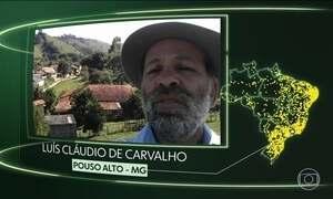 Vídeos de Pouso Alto, Fátima, Cubatão, Miranda do Norte, Salinas da Margarida, Picuí