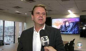 TSE derruba decisão que suspendia direitos políticos de Eduardo Paes e Pedro Paulo